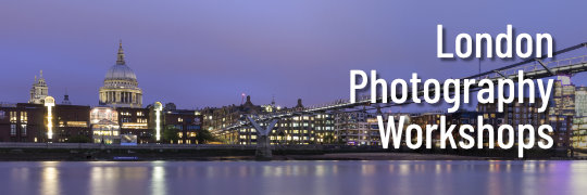City of London and South Bank Photography Workshops